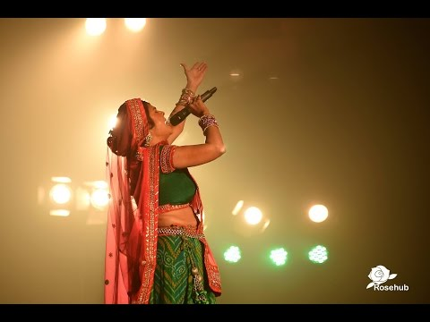 Malini Awasthi |  Folk Of India | Nakta Traditional  Folk Songs