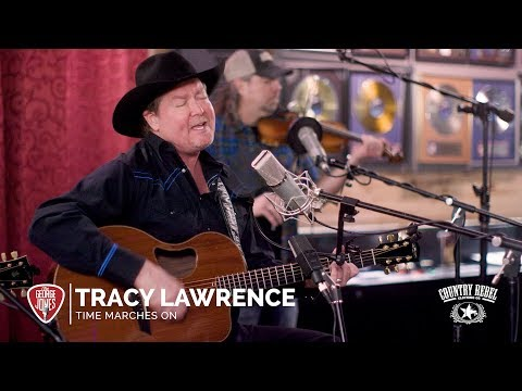 Tracy Lawrence - Time Marches On // The George Jones Sessions