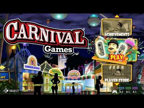 Carnival Games Review (Nintendo Switch)