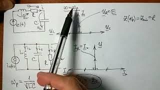 Что такое резонанс токов и напряжений в цепи переменного тока