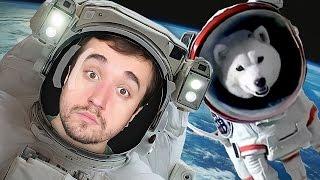 CACHORRO DO ESPAÇO SALVA CASAMENTO! -  Lovers In A Dangerous Spacetime (Parte 02)