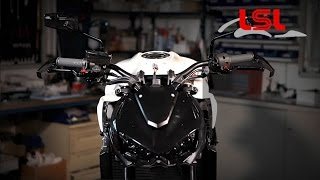Lenkergriffe Griffe SL Honda CBF 1000 SC58 CBF1000 NEU