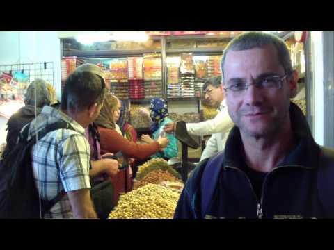 3° Parte Viaggio in Iran Bazar Kashan,Kerman,Shiraz Avventure nel Mondo video di Pistolozzi Marco