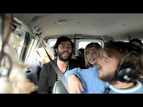 The Head And The Heart - Ghosts - Van Session