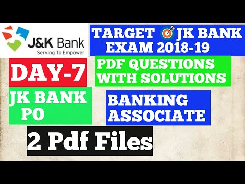Bank Po Exam Papers Solution Pdf