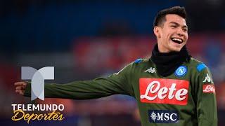 Chucky Lozano se quedaría en Italia pero no en el Napoli Telemundo Deportes