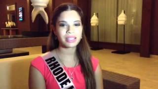 Miss Rhode Island Latina 2014, Sonia Sanchez