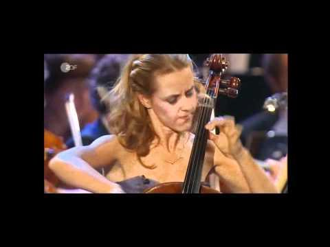 Sol Gabetta - Haydn - Cello Concerto No. 1 In C Major, H. 7b/1/III. Allegro Molto - Echo - Live