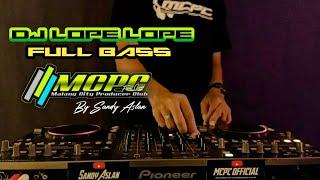 DJ LOPE LOPE BASS PONG PONG   MCPC 2020