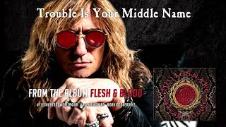 "Whitesnake - ""Trouble Is Your Middle Name"" (Official Audio) #RockAintDead"