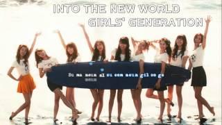 [SING ALONG - KARAOKE] Into The New World ♥ GG