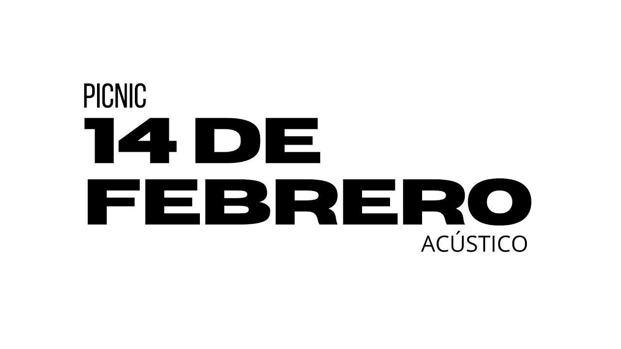 PICNIC - 14 DE FEBRERO (ACÚSTICO)