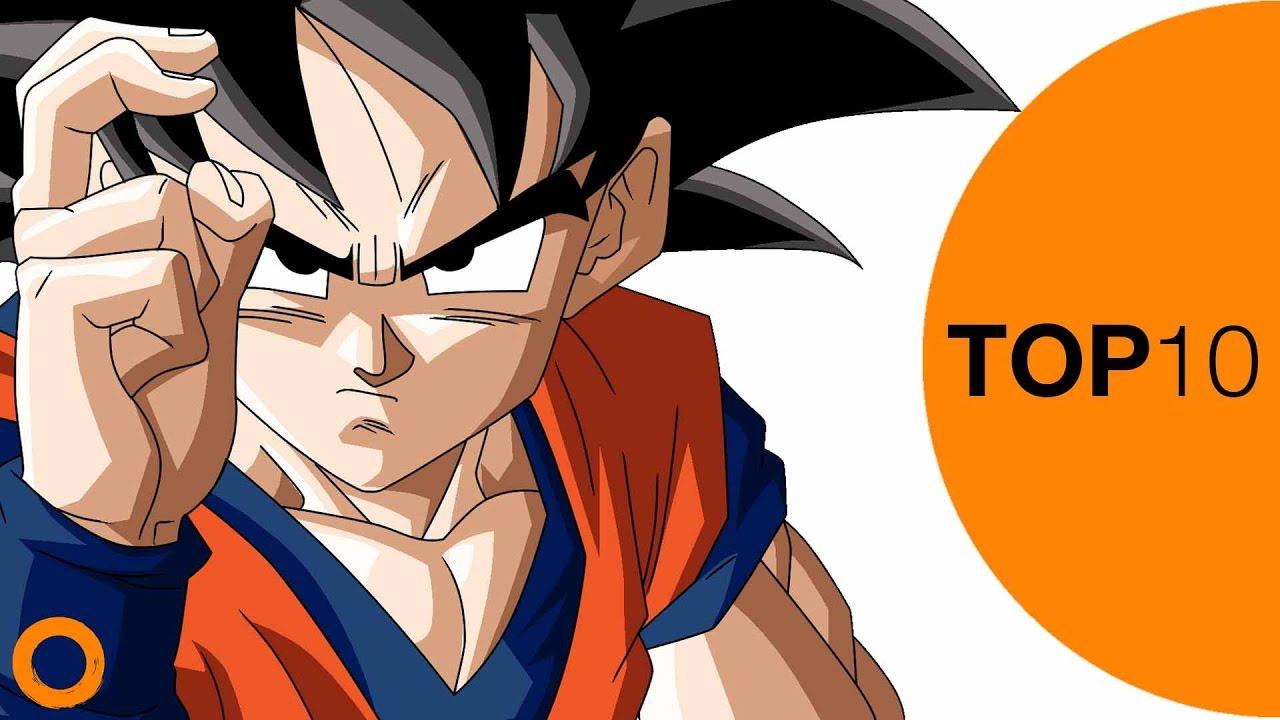 Top10 Fighting Shounen Anime