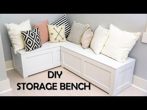 Informative Bench DIY!