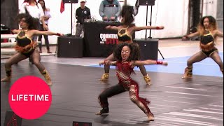 Watch Chrystianna and Makya competing dances from Season 5, Episode...