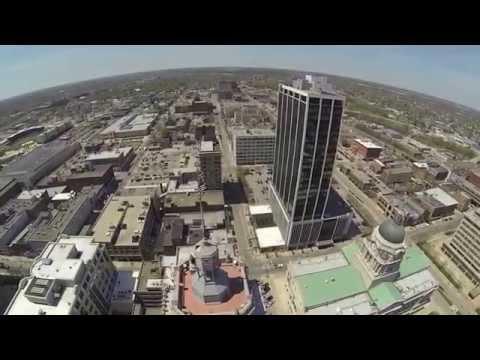 Visit Fort Wayne (an aerial video)