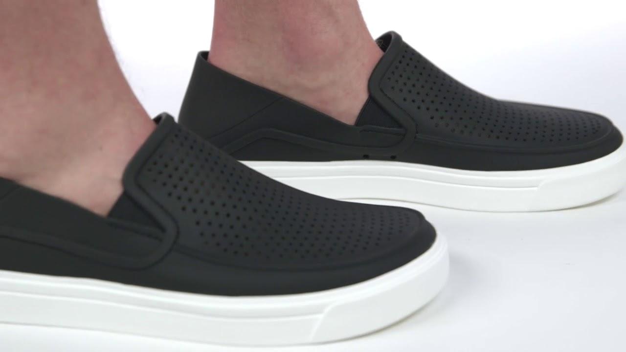 Crocs Citilane Roka Slip-on cipő - YouTube