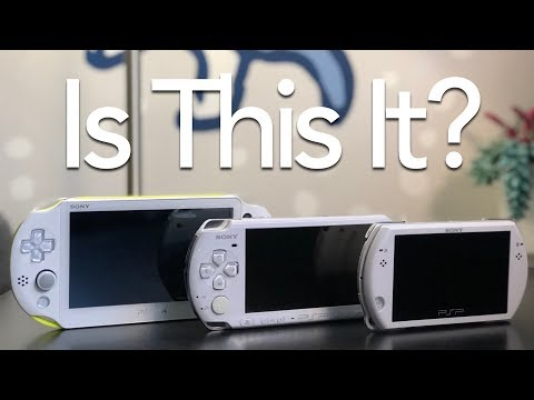 Is Sony Done With Handheld Gaming? | TDNC Podcast #65