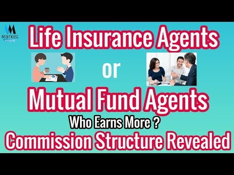 Mutual Funds Agent or Insurance Agent | Who earns more ? Commission Revealed Mp3