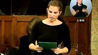 Question Period, 7 October 2011 (Parliament of Canada): The Environment