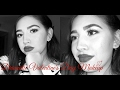Dramatic Valentine's Day Makeup Tutorial | Kaley Musni