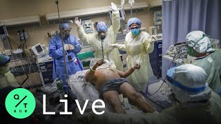 LIVE: Former CDC Head Discusses 1 Million Covid-19 Deaths Worldwide