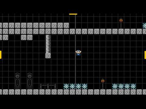"""Making an """"interesting"""" level in Super Mario Maker 2"""