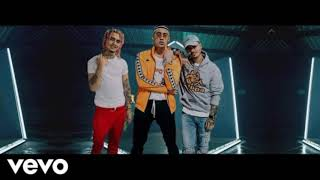 Gucci Gang Remix - Lil Pump x Bad Bunny x J Balvin x Ozuna (Audio Oficial) - Stafaband