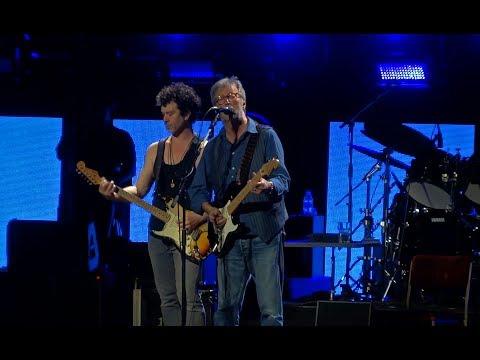 Eric Clapton 2017 05 25 London, England -  Royal Albert Hall +  Doyle Bramhall II