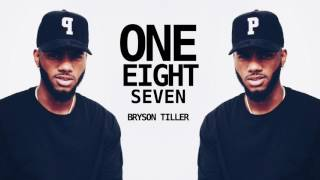 "Bryson Tiller ""One Eight Seven"" *NEW SONG 2018*"