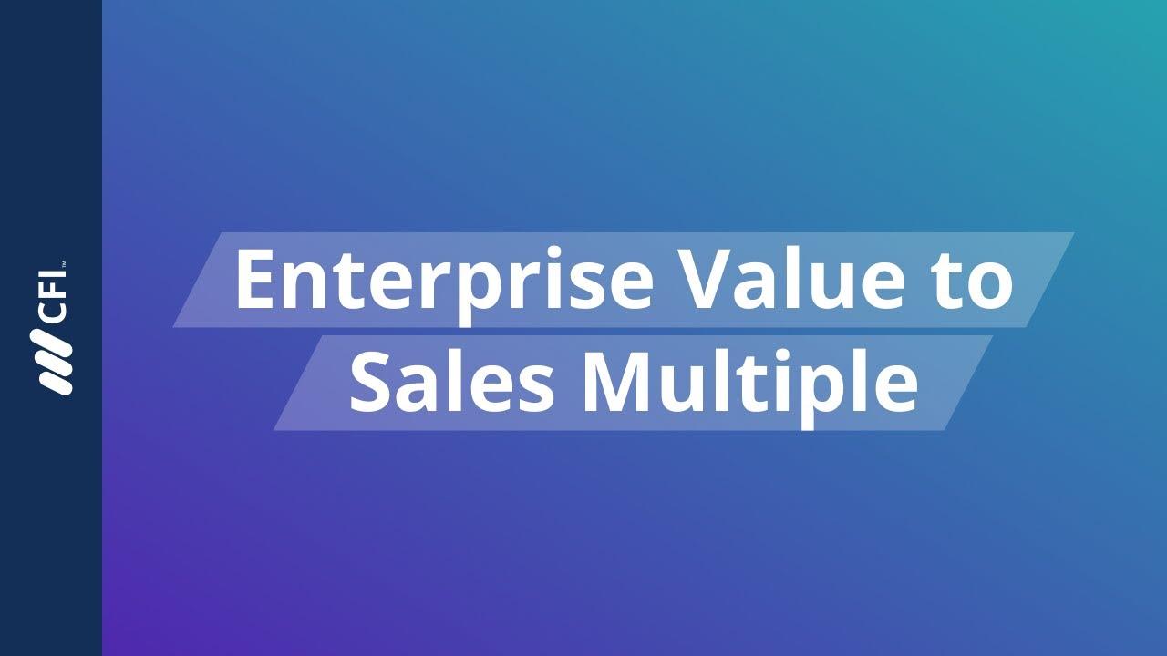 EV to Revenue Multiple - Learn How to Calculate EV/Revenue Ratio