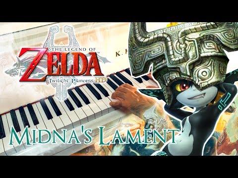 🎵 Zelda: Twilight Princess - MIDNA'S LAMENT ~ Piano Cover