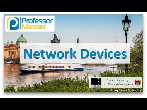 Descargar Video Network Devices - CompTIA A+ 220-901 - 2.8