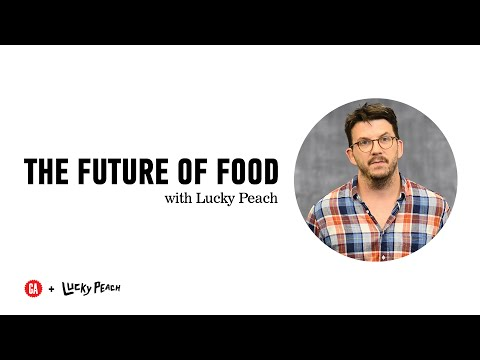 The Future of Food: A Discussion with Lucky Peach's Meehan