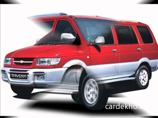 Chevrolet Tavera Price Images Mileage Reviews Specs