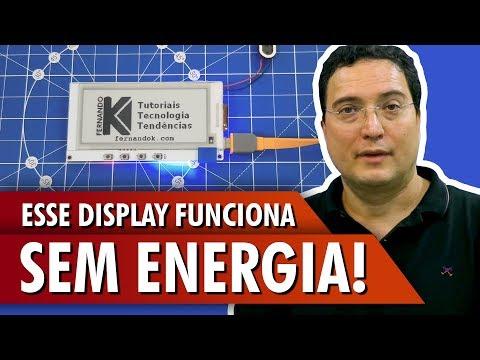 ESSE DISPLAY FUNCIONA SEM ENERGIA!