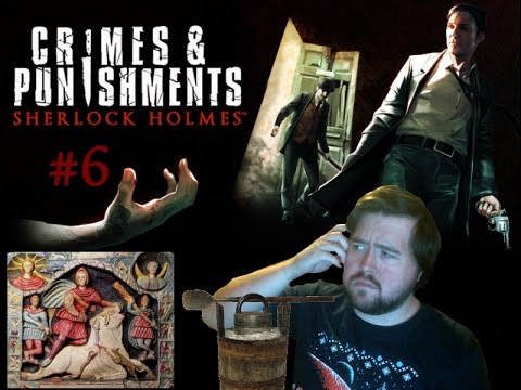 Crimes and Punishments: Sherlock Holmes #6 - A Puzzle of Blood and Gold