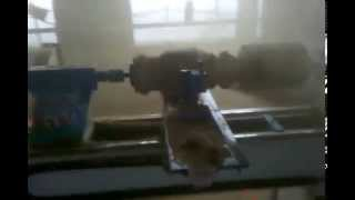 Cosen Cnc Wood Woodworking Cnc Lathe Making Pool Table Legs