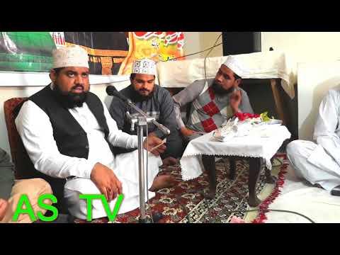 Mehfil-e-Milad-e-Mustafa (s.a.w.w) - 26 nov 2017 In Faisalabad