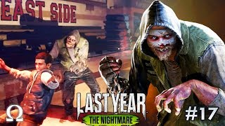 The Strangler's LAST DANCE! | Last Year: The Nightmare #17