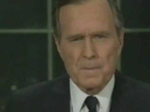 George Bush New World Order