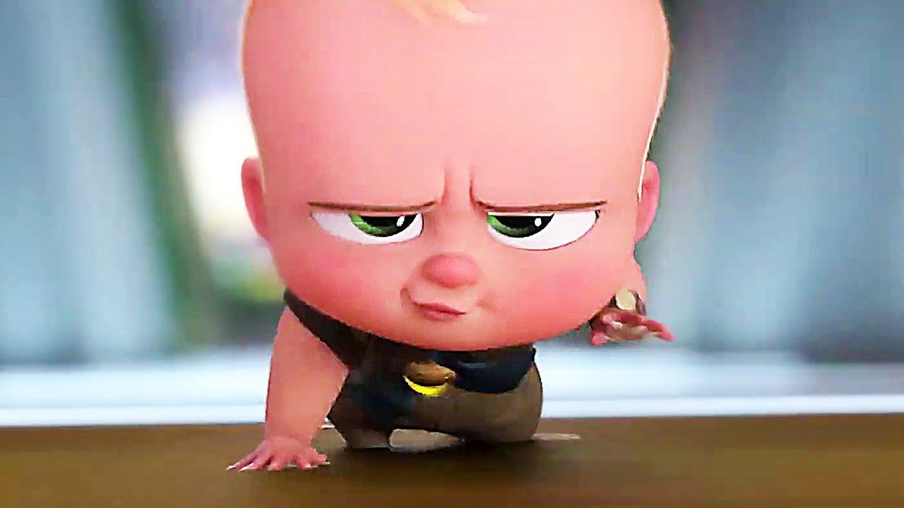 Download BOSS BABY 2 Full Movie Trailer (2021)