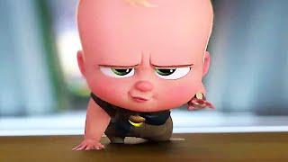 BOSS BABY 2 Full Movie Trailer (2021)