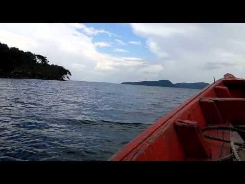 Tour at Koh rong island
