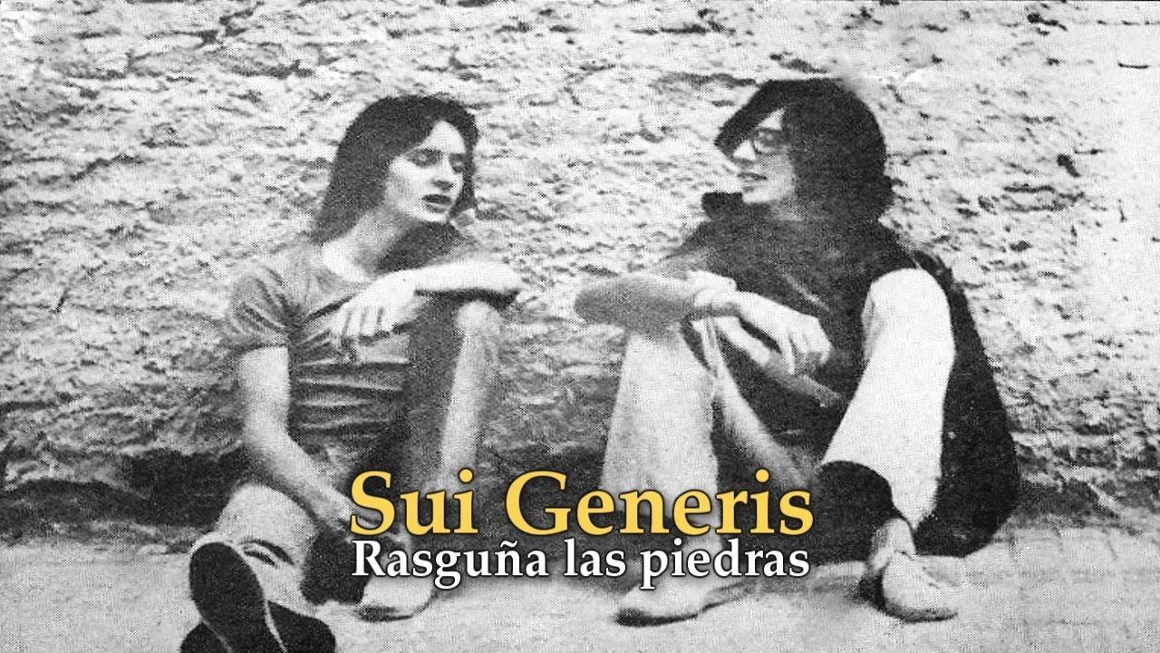 Sui Generis - Rasguña las piedras (Letra) - YouTube