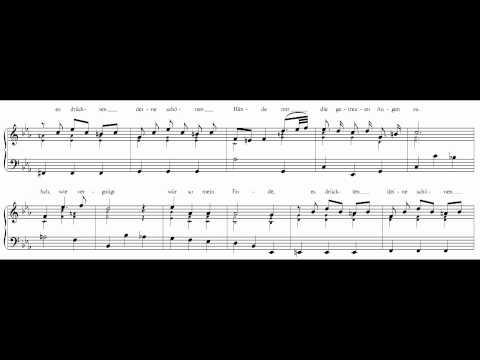 Bach Aria BWV 508