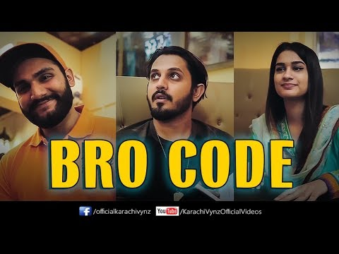 THE BROTHER CODE   Karachi Vynz Official