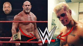 10 Former WWE Stars That Triple H Wants To Return