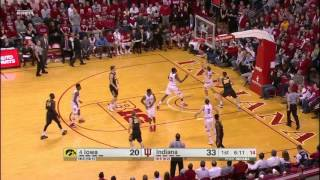 Indiana Hits Back-to-Back 3