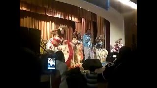 Jean Claude Gaspard performing Dialsa enba filao with One Love and Tropical Flowers